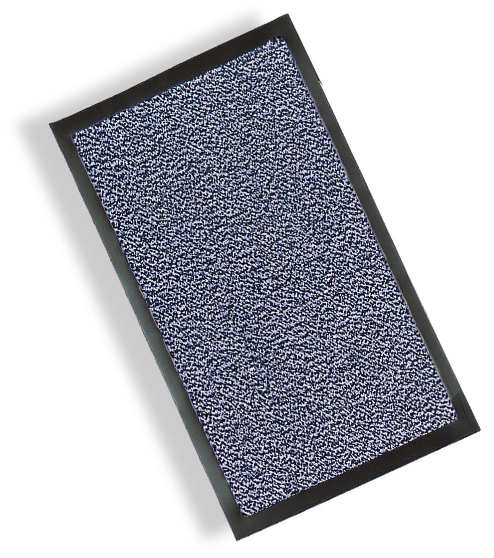 schmutzfangmatte n lle 90 x 150 cm blau gerollt n796105 fu matte ebay. Black Bedroom Furniture Sets. Home Design Ideas