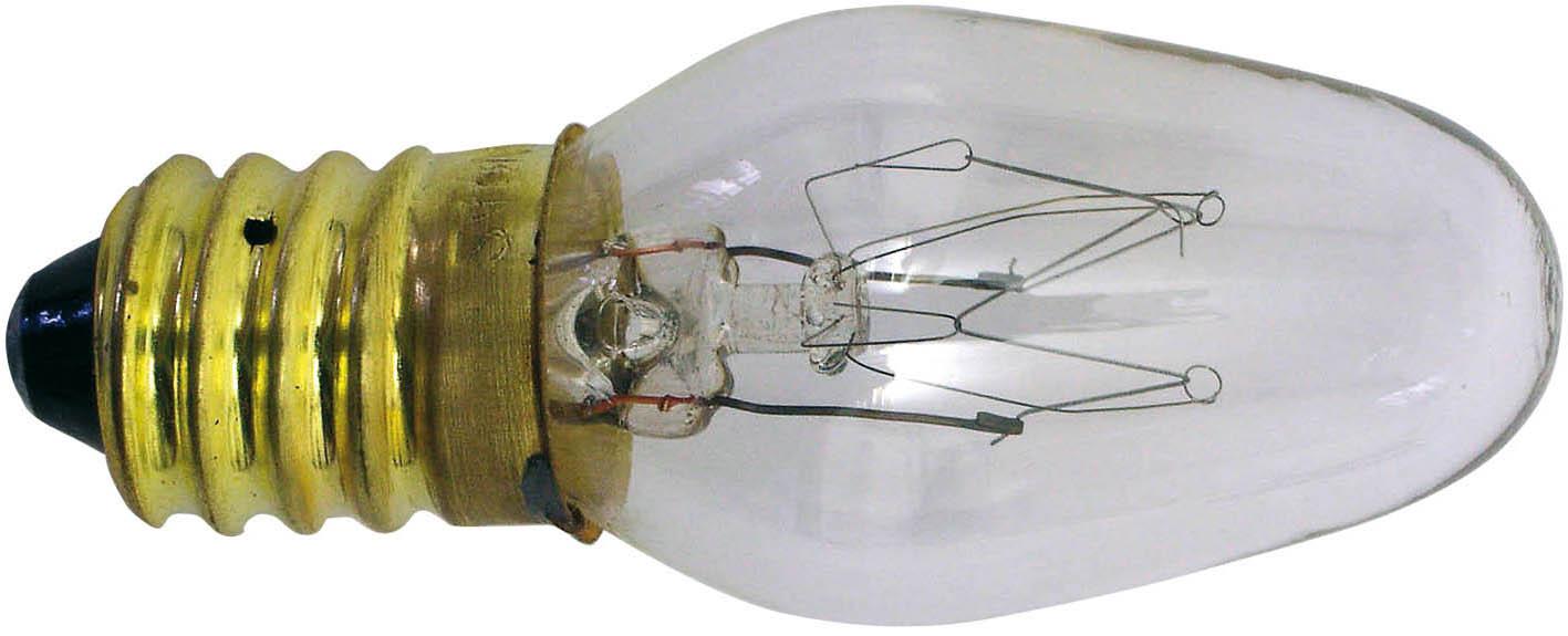 Brennenstuhl Glühlampe 240V/7W Fassung E14 2 Stueck in Blisterverpackung